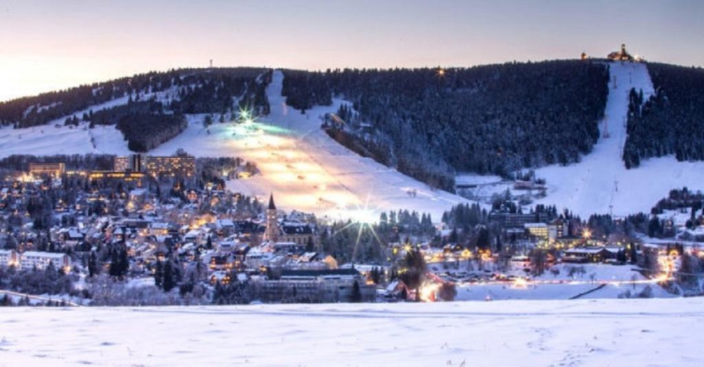 Skipanorama Oberwiesenthal