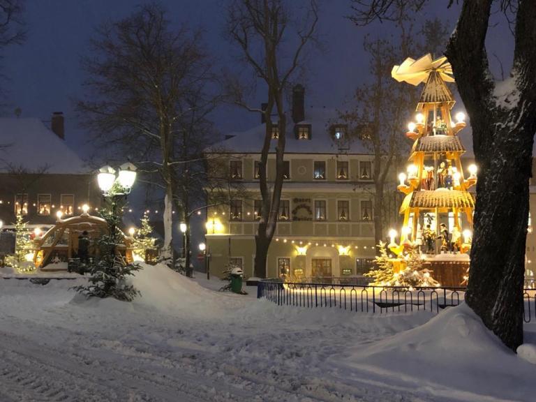 Lichterglanz Deutscher Kaiser Ferienwohnungen